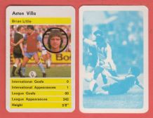Aston Villa Brian Little England